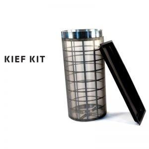 Triminator Kief Kit