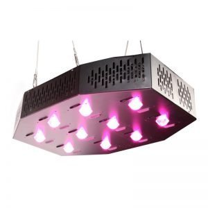 Cirrus 1K LED Grow Light Side