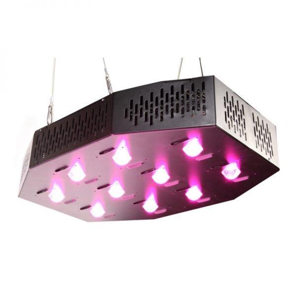Cirrus 1K LED Grow Light Side