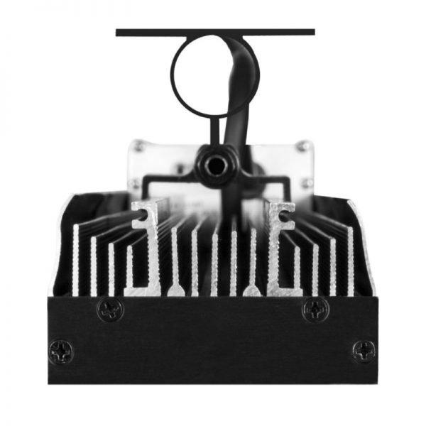 Cirrus Reflex UVB LED Grow Light Heat Sink Side