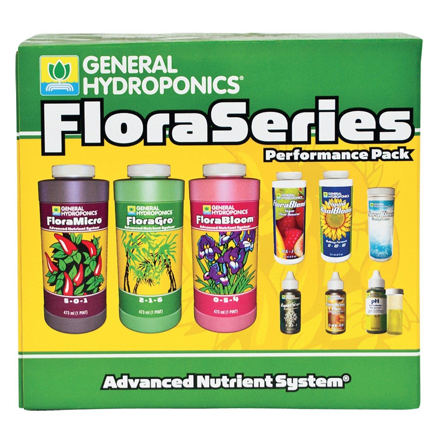 FloraSeries Starter Pack