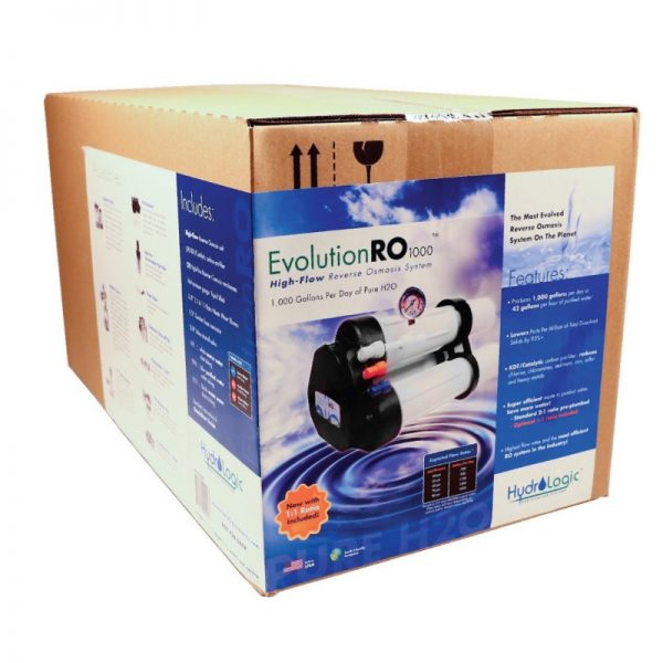 HydroLogic Evolution RO1000 Box