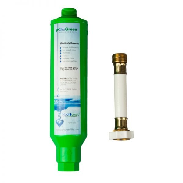 HydroLogic Gro Green Filter