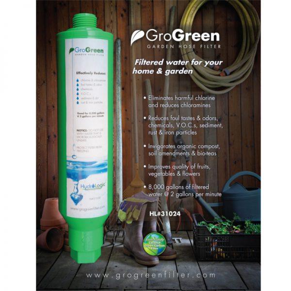 HydroLogic Gro Green Promo