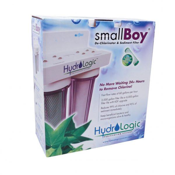 HydroLogic Small Boy De-Chlorinator Box
