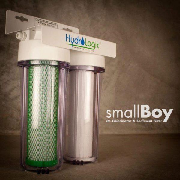 HydroLogic Small Boy De-Chlorinator Promo