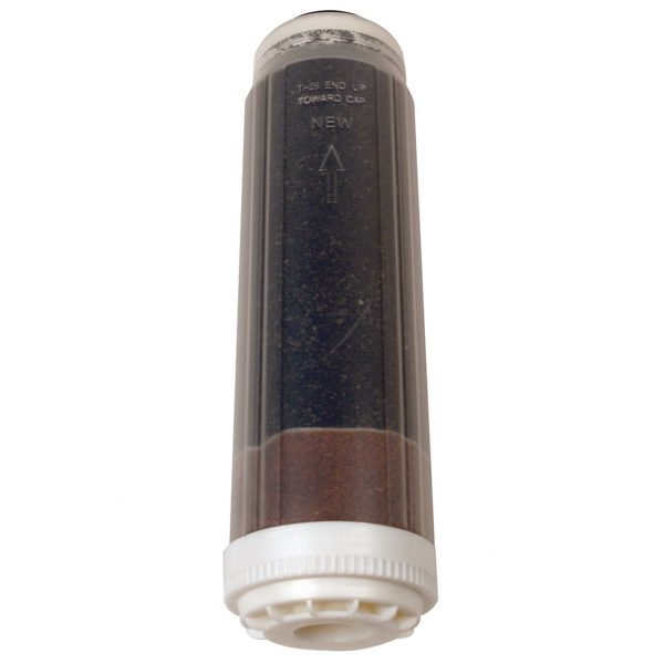 HydroLogic Stealth Reverse Osmosis and Small Boy KDF85 Carbon Filter