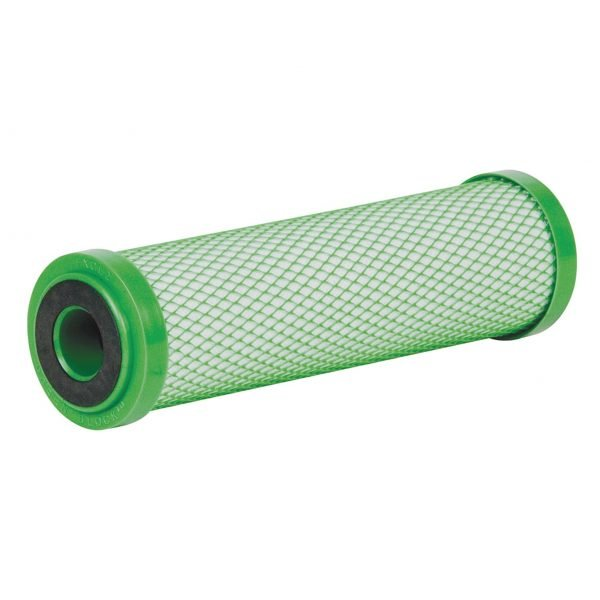 HydroLogic Stealth Reverse Osmosis and Small Boy RO150-300 Green Carbon Filter