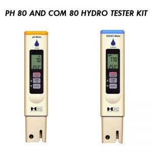 HM DIGITAL PH AND PPM COMBO KIT