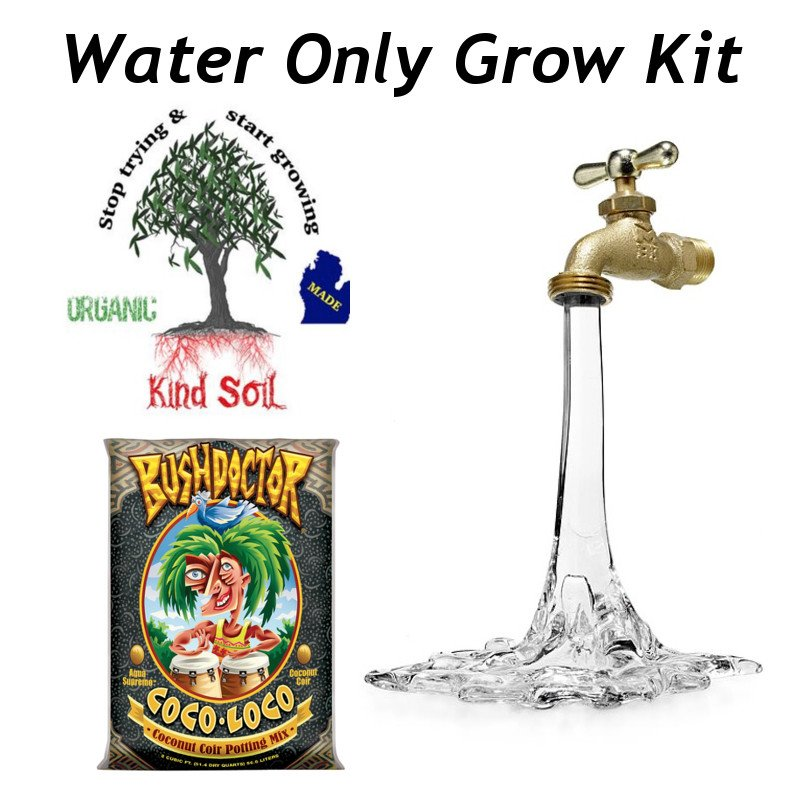 Water Only Soil Kit