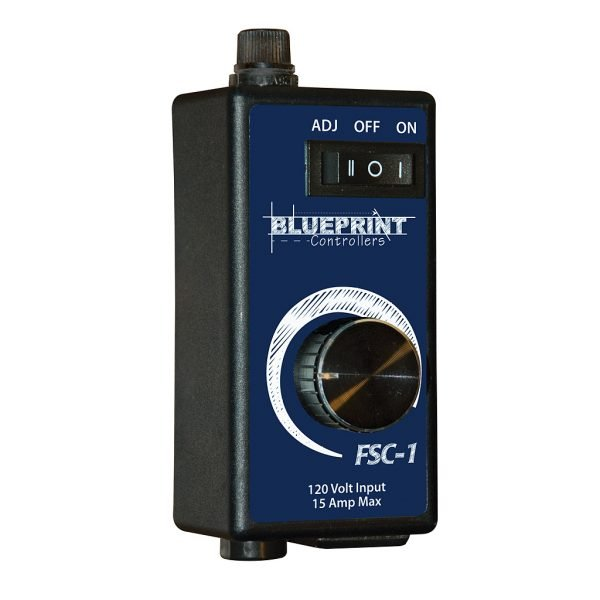 Blueprint Controllers Fan Speed Controller, FSC-1