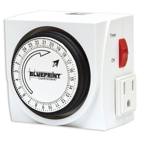 Blueprint Controllers Mechanical Timer 120V, BMT-2 _ 2