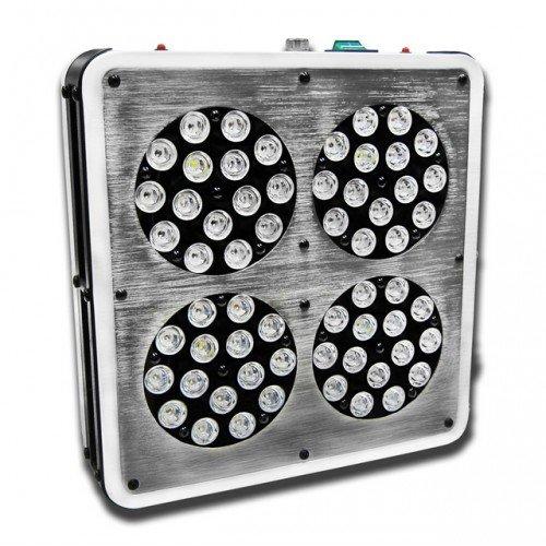 180 Watt Advanced Spectrum MAX Modular 3w-Chip LED Grow Light Kit_2