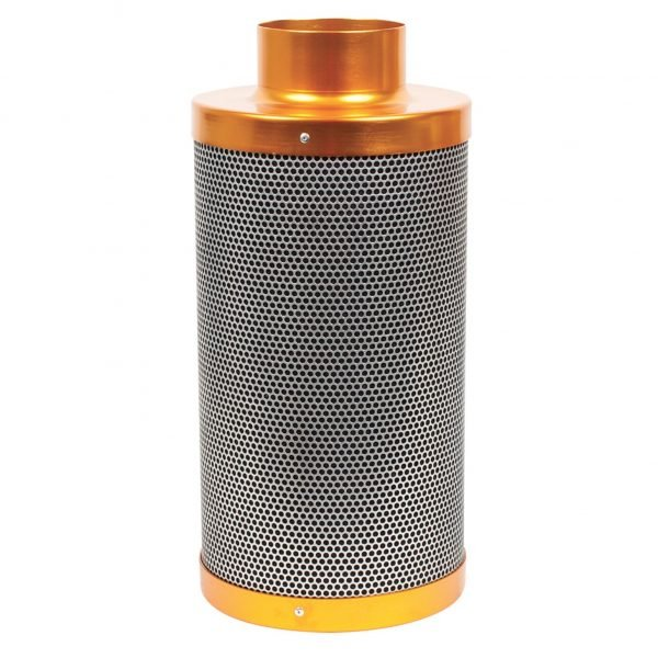 DuraBreeze Lite Carbon Filter, 4 x 16, 225 cfm