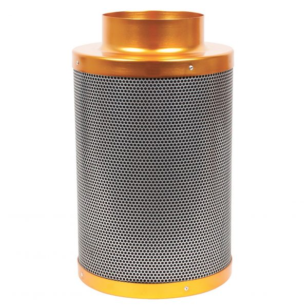 DuraBreeze Lite Carbon Filter, 6 x 16, 400 cfm