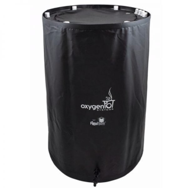 Oxygen Pot Collapsible Reservoir
