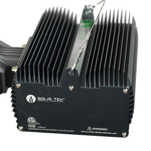 SolisTek C1 315W CMH Heat Sink